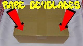 RARE BEYBLADE BURST PACKAGE FROM LEO BURST!!!