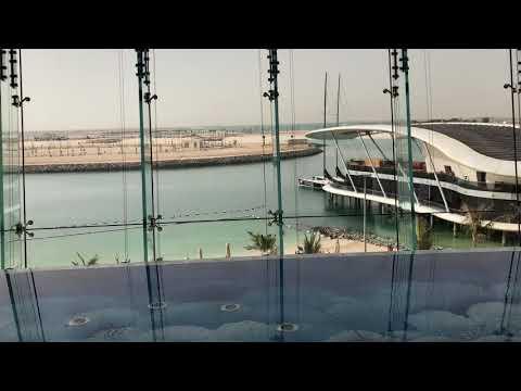 lobby jumeirah etihd towers