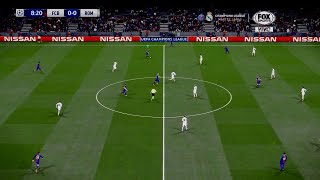PES 2019 PSP CAMERA PS4 MOD RUSSIA 2018