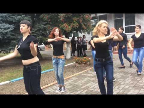 Видео, Танцевальный флешмоб от сотрудников библиотек