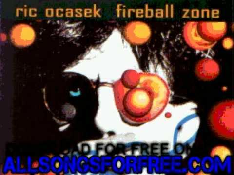 ric ocasek - They Tried - Fireball Zone
