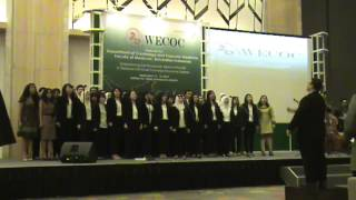 Hymne Kardiologi - Pacemaker Choir @ Opening Ceremony WECOC 2014 Mp3