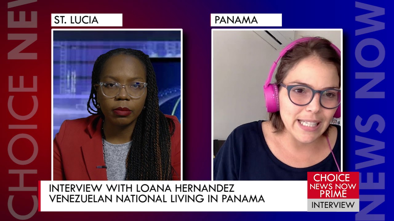 Choice MediaNetwork Special Interview with Leona Hernandez