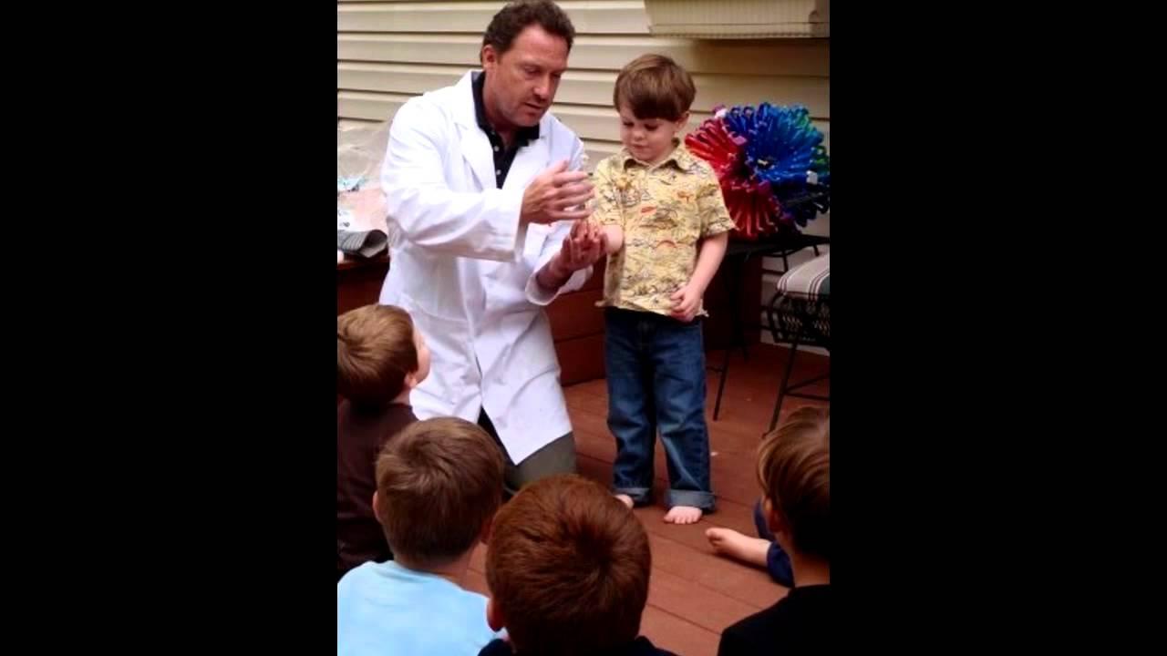 Science Birthday Party Idea In Nashville TN