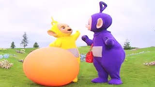 All About The Color Orange! Teletubbies Color Compilation