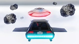 ULTIMATE UFO vs. FLYING CARS! (GTA 5 Minigames)