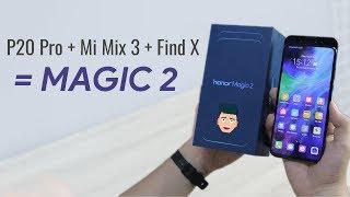 Honor Magic 2: Lại TRƯỢT, cấu hình ĐÃ!!!