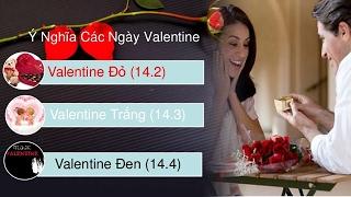 Ý nghĩa và nguồn gốc ngày Valentine trắng, đỏ và đen