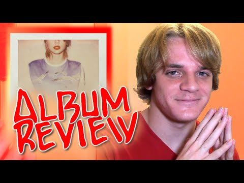 Taylor Swift ALBUM REVIEW / REACTION (1989)