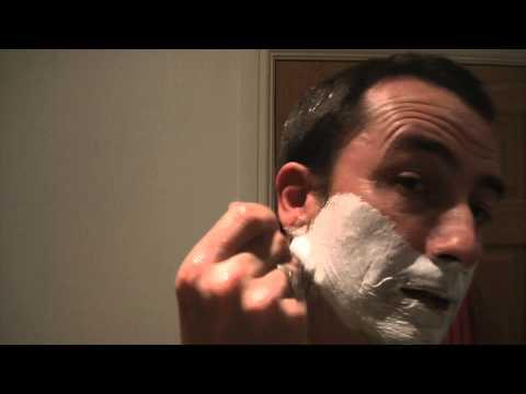 Boots DE Razor ~ Gillette Classic Shaving Cream