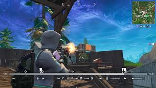 Fortnite - Aimbot? All LMG Headshots