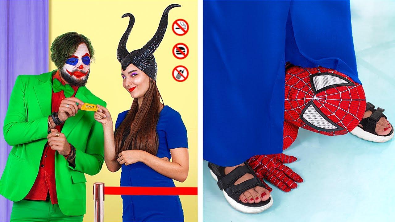 Как провести суперзлодеев в кино
