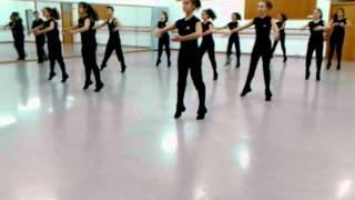 Pirouette exercise jazz joana quelhas advs