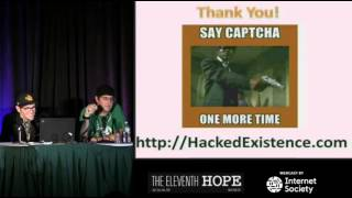Hope 11 Speech Q&A: Tiny Loophole