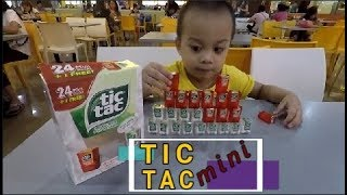 TIC TAC mini Candies
