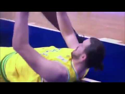 Suntukan Philippines vs Australia / Fiba Qualifiers FULL FIGHT! 2019