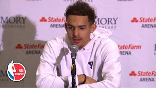 Trae Young opens up about his last conversation with Kobe Bryant | NBA on ESPN
