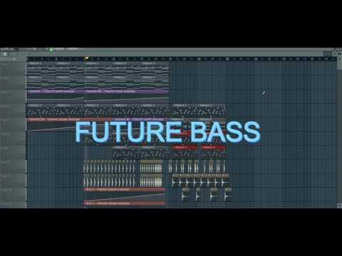 FUTURE BASS TRACK (Free Flp ) Conro ,Flume...