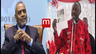 "Lipumba atua Zanzibar amvaa Maalim Seif  ''Nilivunjwa mkono nikitetea Wanzanzibar yeye alikua Ulaya"""