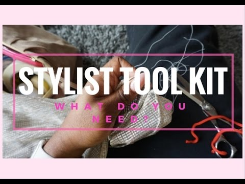 Fashion Stylist Tutorials | The Stylist Tools Kit - The Essentials A Stylist Carries Everywhere!