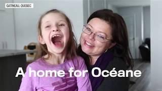 A home for Océane
