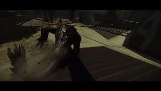 Evolve Wendigo Goliath Gameplay w/ Friend Online