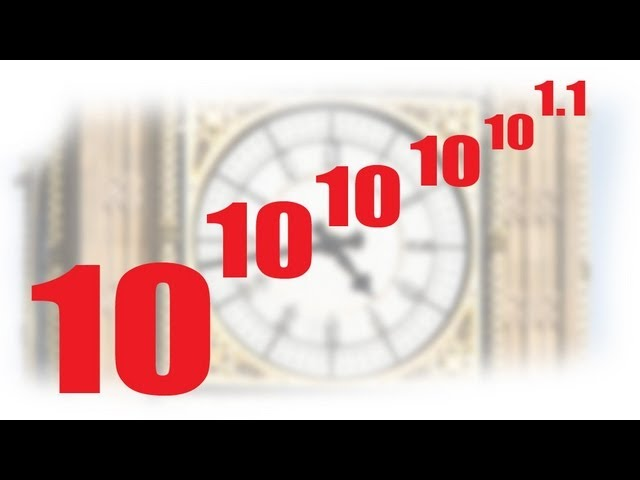 The LONGEST time - Numberphile