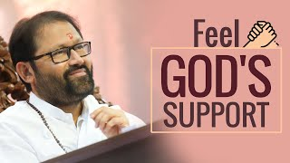 Feel God's Support