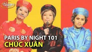 Chúc Xuân (Lữ Liên) - Việt Hương, Thúy Nga, Bé Tí