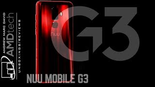 NUU Mobile G3 (Ruby Red, Late 2018) Review:  The Budget Smartphone King?
