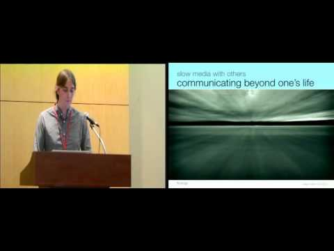Understanding Long-Term Interactions with a Slow Technology: an Investigation of Experiences ...