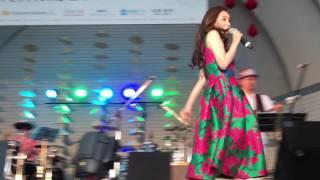 Hồ Quỳnh Hương tháo giày hát Vũ Điệu hoang dã