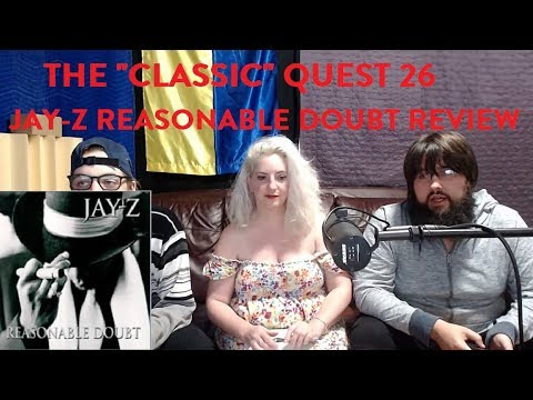 Jay-Z - Reasonable Doubt Review