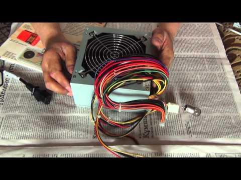 Блок питания для шуруповерта на 12в из компьютерного БП переделка
