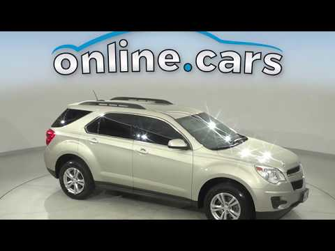 A16830GT Used 2015 Chevrolet Equinox Gold SUV Test Drive, Review, For Sale