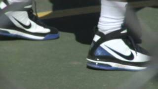 Nike shoes still king of streetball