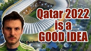 Every reason why the FIFA World Cup in Qatar is a good idea