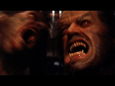 Wolf | Jack Nicholson Vs James Spader Werewolf fight