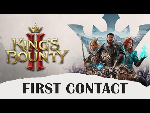 [FR] King's Bounty II - First Contact - Quand la 3D s'en mêle...