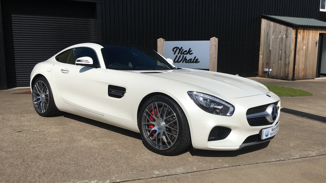 For Sale   2016 Mercedes AMG GT S   Nick Whale Sports Cars