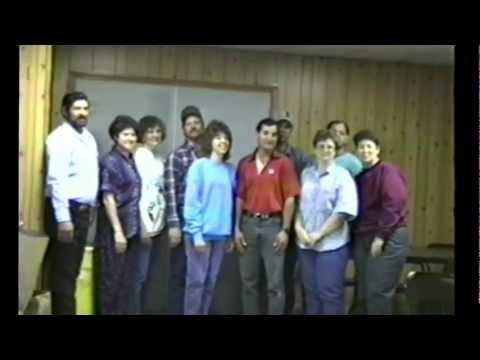 1971 Bell City High School Graduation Class - 20th Reunion