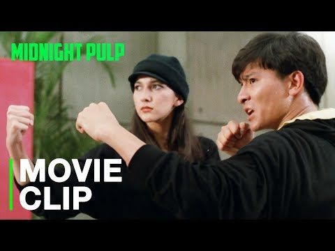 Sammo Hung, Andy Lau And The Lucky Stars Fight The Bad Guys! | Lucky Stars Go Places (1986)