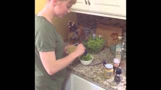 Tiny Kitchen Cooking & Craft Show, Episode 4- Salad Dressing From Scratch