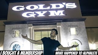 MY NEW GYM | VLOG 41