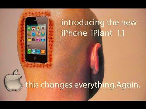 從聖經預言看蘋果iPhone...的黑暗祕密*〔666 獸印晶片〕 精華(五)@香港耶路撒冷 - YouTube