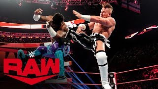 Cedric Alexander vs. Buddy Murphy: Raw, Nov. 4, 2019