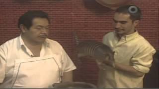 Armadillo en Salsa de Jumiles, La Ruta del Sabor, Mexico DF