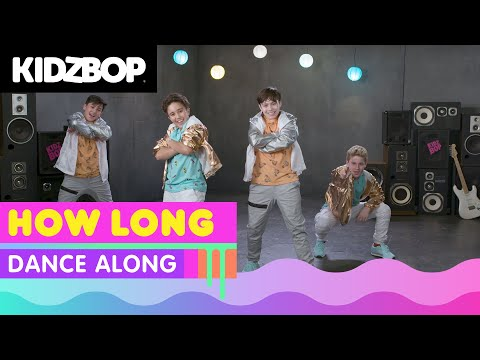 KIDZ BOP Kids – How Long Dance Along KIDZ BOP 37