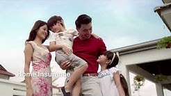Berjaya Sompo Insurance Berhad Commercial Malaysia ft George Ng YS