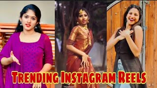 New Trending Instagram reels | Malayalam mix |Tamil Dancing Queens